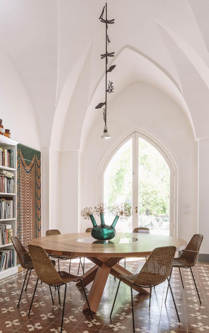 Peyer Benson Miller, house, art, Puglia, Icon, design, magazine