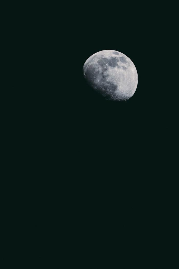 luna, moon,