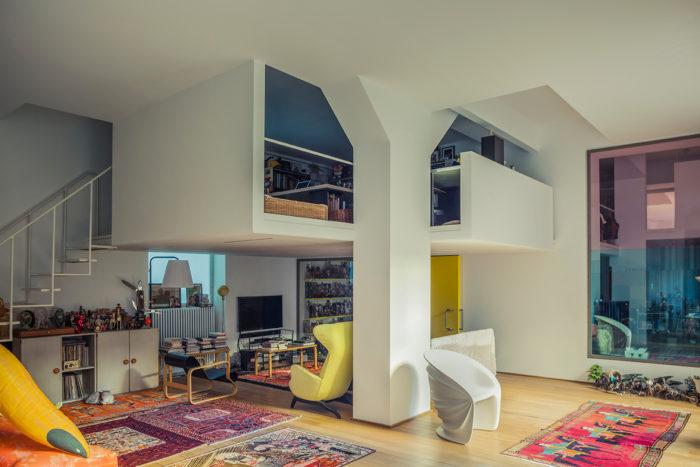 Italo Rota, Architetto